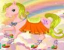 Ponyi S�sle ve Giydir  oyunu