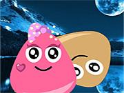 Pou ve Prenses Gece Macerası oyunu