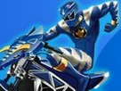 Power Rangers Motor oyunu