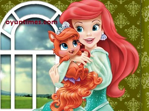 Prenses Ariel Yeni oyunu