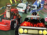 Regular Show Drift