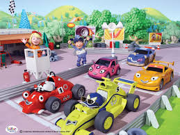 Roary Araba Yarışı