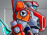 Rescue Bots oyunu