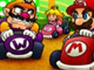 Süper Mario Yarış  oyunu