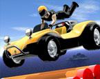 Çılgın Araba Sürüşü