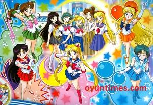 Sailor Moon Oyunu Oyna