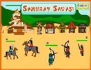 Samuray Savaşı oyunu
