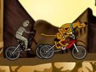 Scooby Bisiklet Turu oyunu