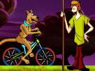 Scooby doo Bmx oyunu