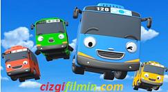Sevimli Otobüs Tayo oyunu
