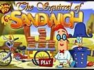 Sincap Çocuk Sandwich oyunu
