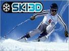 Ski 3d oyunu