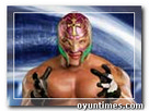 Smackdown Rey Mysterio