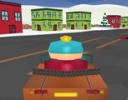 South Park 3D Yarış oyunu
