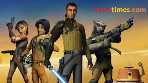 Star Wars Asiler İzle oyunu