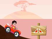 Steven Universe Araba Yarışı oyunu