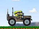 Sünger Bob Jeep oyunu