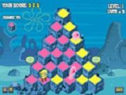 Sünger Bob Piramid oyunu