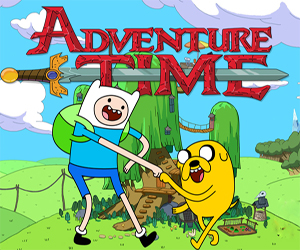 Süper Adventure Time