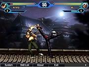 Süper Dövüş oyunu