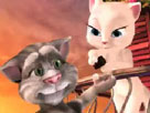 Talking Tom Romantik oyunu