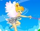 Tinker Bell Giydirme 2 oyunu