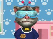 Tom Pisi Kedi Bakımı oyunu