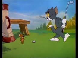 Tom ve Jerry Golf oyunu