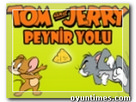 Tom Ve Jerry Peynir Yolu