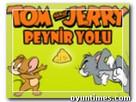 Tom Ve Jerry Peynir Yolu oyunu