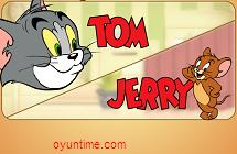 Tom ve jerry-2 oyunu