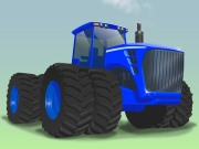 Traktör Park Mania oyunu