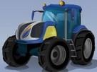 Traktör Yarışı oyunu
