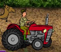 Traktör Yolu oyunu