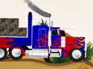 Transformers Kamyonu oyunu