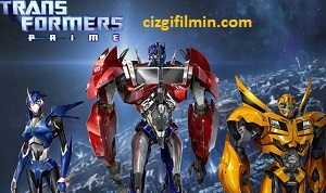 Transformers Prime oyunu