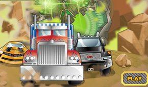 Transformers Yıkım Yarışı