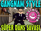 Ünlülerle Gangnam Style