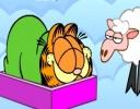 Uyuyan Garfield  oyunu