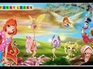 Winx Müzik Hafızası oyunu