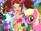 Winx Pony oyunu