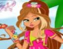 Winx Tatil Keyfi oyunu