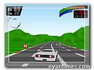 Yarışcı Araba oyunu