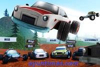 Yarışçı Arazi Oyunu Oyna oyunu