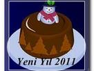 Yeni Yıl Pastası oyunu