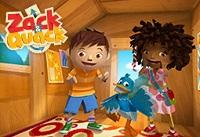 Zack ile Vakvak Minika Tv oyunu