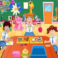 Zoe Okul Öncesi oyunu